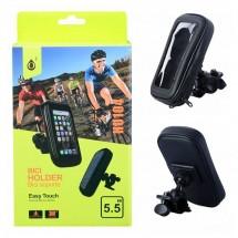 "Soporte Universal bicicleta para móviles hasta 5.5"" Mod. OP-HU104"