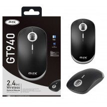Ratón óptico inalámbrico Whireless 2.4Ghz DPI 800/1200/1600 ref. OP-GT940 - elige color