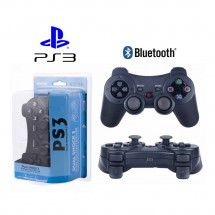 Mando Dual Shock Bluetooth color negro para Playstation PS3 - Ref. prod. OP-K3296