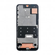 Marco frontal display color gris para Huawei Honor 10 Lite / P smart 2019