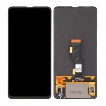 Pantalla completa LCD y táctil color negro para Xiaomi Mi Mix 3
