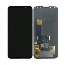 Pantalla completa LCD y táctil color negro para Meizu 16X