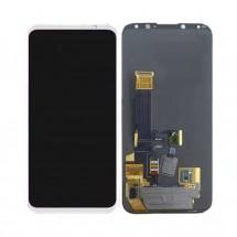 Pantalla completa LCD y táctil color blanco para Meizu 16X