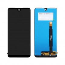 Pantalla completa LCD y táctil color negro para Wiko View 2 Pro