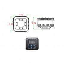 Cámara Digital microscopio 16mpx FulHD 1080p 60FPS HDMI TF Card USB mod. HU608A con mando