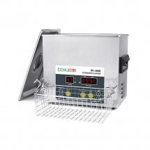 Lavadora cubeta limpieza Ultrasonido 3.2L 120W acero inoxidable BAKU 2000