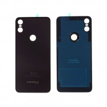 Tapa trasera color negro para Motorola One / P30 Play