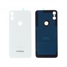 Tapa trasera color blanco para Motorola One / P30 Play