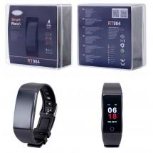 Reloj inteligente Smartwatch OP-RT984 - Ritmo cardiaco - GPS - Resistente al Agua