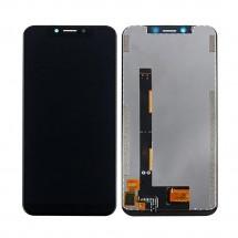 Pantalla completa LCD y táctil color negro para Elephone A4