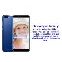 """Huawei Honor 7A 3Gb / 32Gb - 5.70"""" DUAL SIM - color Negro - NUEVO - 2 años de garantía"""