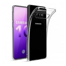 Funda TPU Silicona Transparente para Samsung Galaxy S10+ / S10 Plus