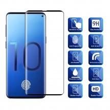 Protector Cristal Templado Curvo 3D para Samsung Galaxy S10