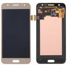 Pantalla lcd y tactil dorada para Samsung Galaxy J7 J700