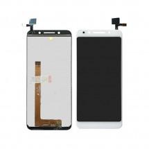 Pantalla completa LCD y táctil color blanco para Vodafone Smart N9 Lite VFD620