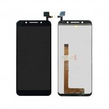Pantalla completa LCD y táctil color negro para Vodafone Smart N9 Lite VFD620