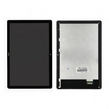 Pantalla completa LCD y táctil color negro para tablet Huawei MediaPad T5 T5-10 AGS-W09