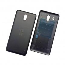 Carcasa tapa trasera color negro para Nokia 2 Dual
