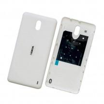 Carcasa tapa trasera color blanco para Nokia 2 Dual