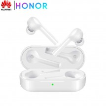 Auriculares Bluetooth inalámbricos Huawei Honor FlyPods Lite AM-H1C color blanco