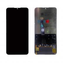 Pantalla completa LCD y táctil negro para Huawei P30 Lite