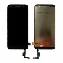 Pantalla completa LCD y táctil color negro para Alcatel 1 5033D