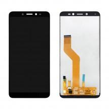 Pantalla completa LCD y táctil color negro para Wiko Sunny 3 Plus