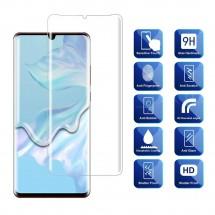 Protector Cristal Templado Curvo 3D para Huawei P30 Pro