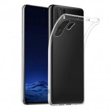 Funda TPU silicona transparente para Huawei P30 Pro