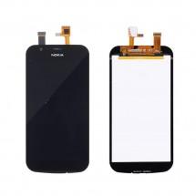 Pantalla completa LCD y táctil color Negro para Nokia 1 / Nokia N1