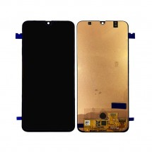 Pantalla completa LCD y táctil color negro para Samsung Galaxy A50 A505F