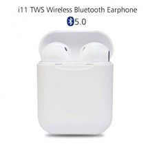 Auriculares i11 TWS Tipo Airpods Bluetooth 5.0 - táctil - iPhone iOS Android Windows