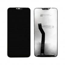 Pantalla completa LCD y táctil negro para Motorola Moto G7 Power XT1955