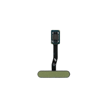 Flex lector huella y power color amarillo para Samsung Galaxy S10 Lite / S10e G970F
