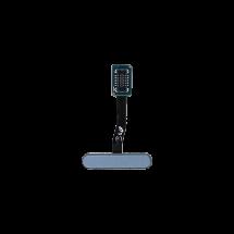 Flex lector huella y power color Azul para Samsung Galaxy S10 Lite / S10e G970F