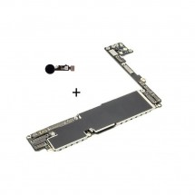 Placa base Original 64Gb para iPhone 8Plus con botón negro (swap)