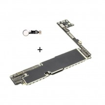 Placa base Original 64Gb para iPhone 8Plus con botón blanco (swap)