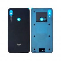 Tapa trasera batería color negro para Xiaomi Redmi Note 7 / Note7