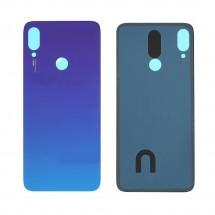 Tapa trasera batería color azul para Xiaomi Redmi Note 7 / Note7