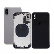 Carcasa trasera completa con NFC para iPhone X / iPhone 10 - elige color