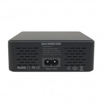 Cargador Rápido Quick Charge 3.0 para 5 puertos con Pantalla LCD