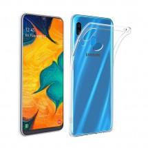 Funda TPU Silicona Transparente para Samsung Galaxy A40