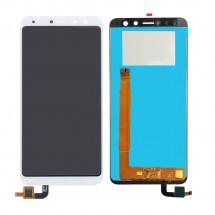 """Pantalla completa LCD y táctil color blanco para Wiko View Prime 5.7"""""""