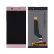 Pantalla completa color rosa para Sony Xperia XA1 Ultra / G3221 / G3223