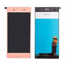 Pantalla completa color rosa para Sony Xperia XZ Premium / G8141