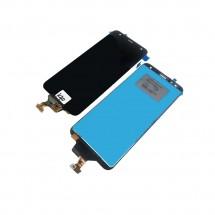 Pantalla completa LCD y táctil color negro para LG K40 2019 LMX420