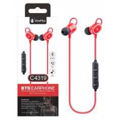 Auriculares deportivos Bluetooth manos libres - ref. OP-C4319 - elige color