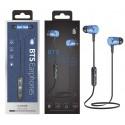 Auriculares deportivos Bluetooth magnéticos lector tarjeta MicroSD - ref. OP-C4538 - elige color