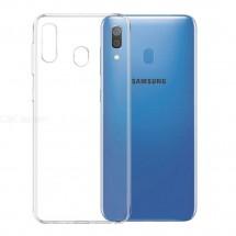Funda TPU Silicona Transparente para Samsung Galaxy A30