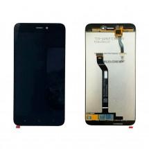 Pantalla completa LCD y táctil color negro para Xiao mi Redmi GO